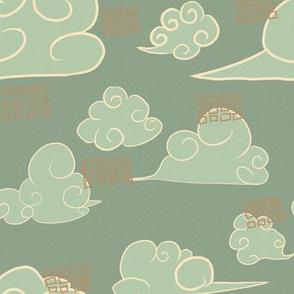 clouds sage