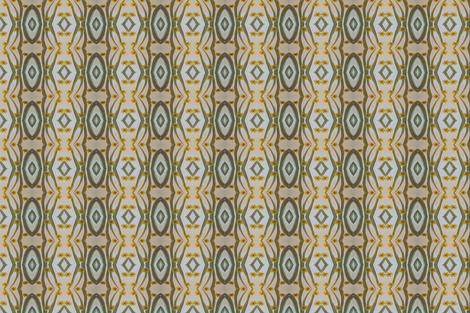 Gold Dust Daisy fabric by katdermane on Spoonflower - custom fabric