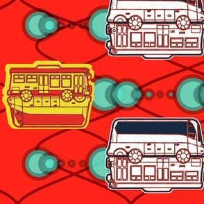 Buses of San Francisco