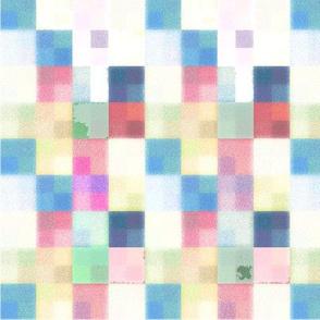 pixel aqua