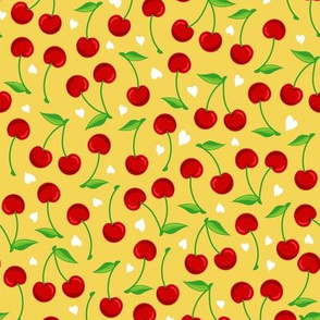 CHERRIES YELLOW