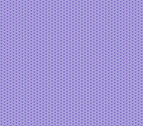 Purple Butterflies-ed fabric by littlebearries on Spoonflower - custom fabric