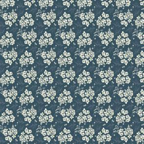 Wildflower-ditsy-Dark-Gray