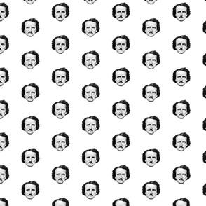 Edgar Allen Poe-ka dots