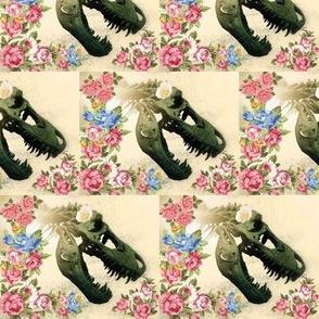 Floral T.Rex