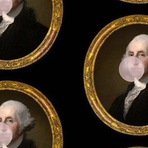 George Washington Bubble Gum Series