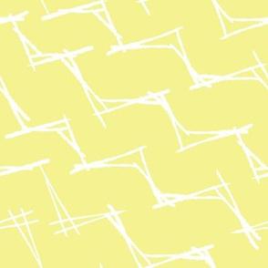 White Fences - Light Yellow