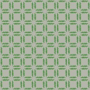 Grassy Checker - Grey