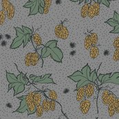 R03._allover_hops_and_spider_burrs_outline_and_dots_repeat_coloured_in_on_grey_shop_thumb