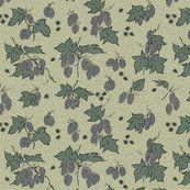 Rr08._allover_hops_and_spider_burrs_outline_and_dots_repeat_coloured_in_on_pale_green_1_shop_thumb