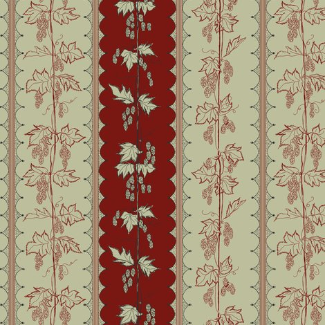 Rrrrhops_in_stripes_hand_drawn_curves_with_dk_red_bg_in_one_stripe_on_pale_green_shop_preview