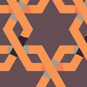 Skin Knit - Orange