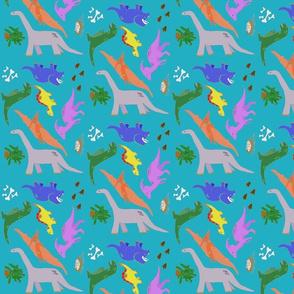 Dinosaurs Small