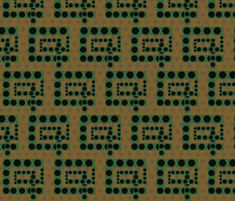 It's A Maze-in fabric by inniv8z_oz on Spoonflower - custom fabric
