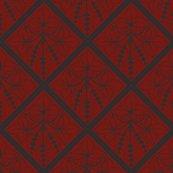 Rrrrtile_repeat_45_deg_diamond_shape_charcoal_outline_on_red_bg__shop_thumb