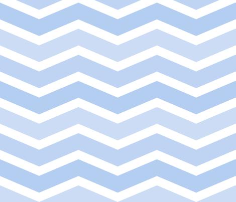zigzag M fabric by artminx on Spoonflower - custom fabric