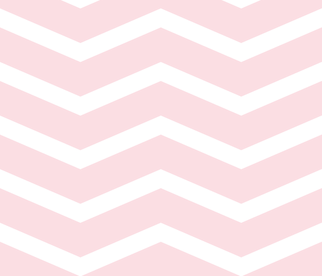 zigzag L fabric by artminx on Spoonflower - custom fabric