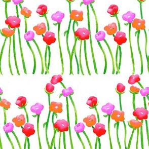 Breezy Wildflowers
