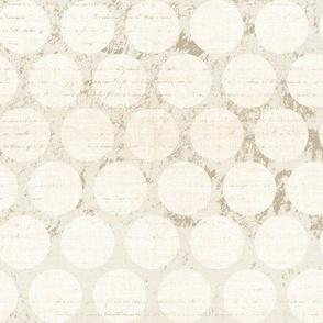 Circles White