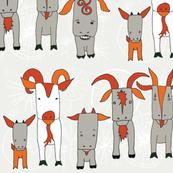 My Favorite Goats
