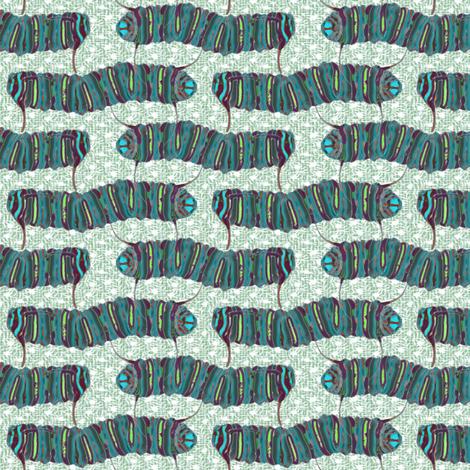 marching monarchs fabric by keweenawchris on Spoonflower - custom fabric