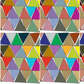 African_Inspired_Triangles_in_rows-01