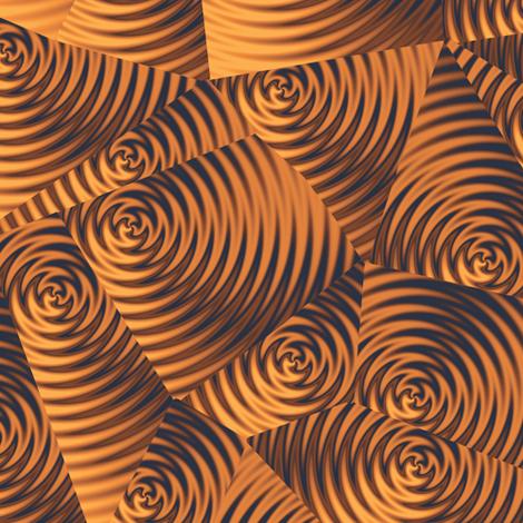 ripples by the dock fabric by weavingmajor on Spoonflower - custom fabric