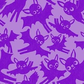 Bats in spider