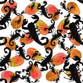 scorpion mango ditsy