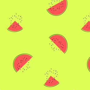 Limey watermelon
