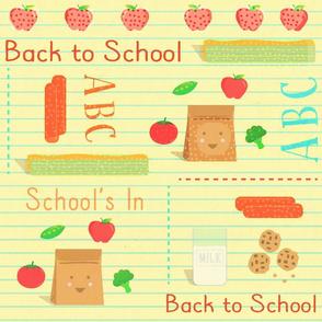school snack