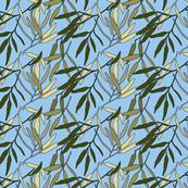 patterned gum
