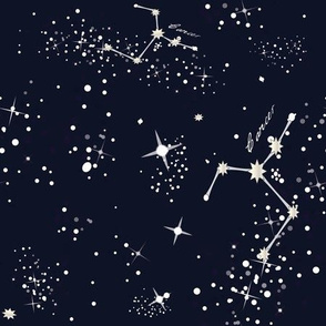 Zodiac Constellations - Cancer