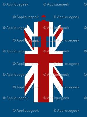 UK Phone Box