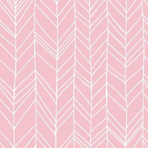 Featherland (pink ground)