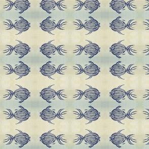 Blue Fish-ed