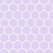 Honeycomb, Lilac