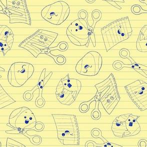 Rock Paper Scissors: Notebook