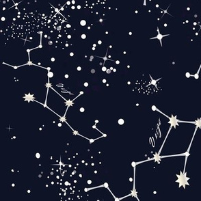 Zodiac Constellations - Virgo