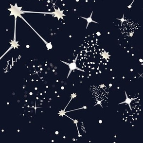 Zodiac Constellations - Libra