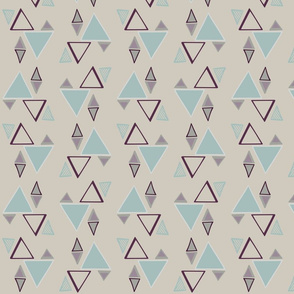 Taupe triangles