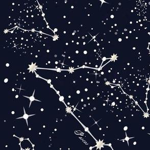 Zodiac Constellations - Pisces