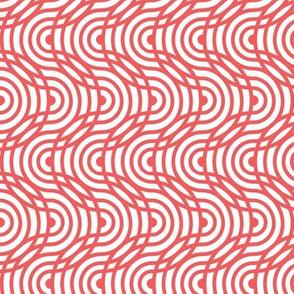 Zelda Geometric Red