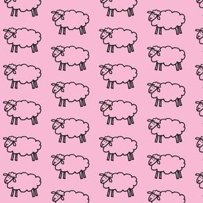 Sheep-Pink