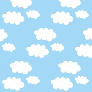Clouds-Blue