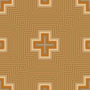 Crosses and Squares Geometric