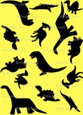Dinos smaller light yellow