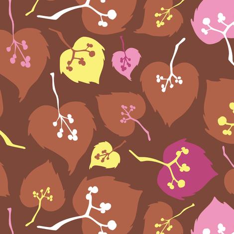 Autumn Walk fabric by tonia_dee on Spoonflower - custom fabric