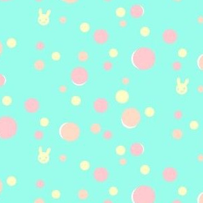 Bunny dot