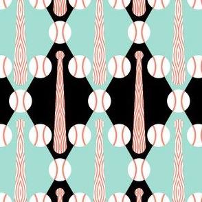 baseball argyle ermines